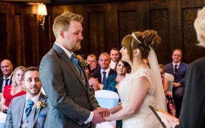 Mr & Mrs Davies – Drayton Manor Hotel Wedding Photography